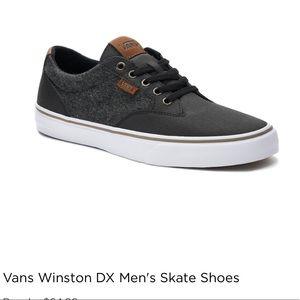Brand new vans shoes for men